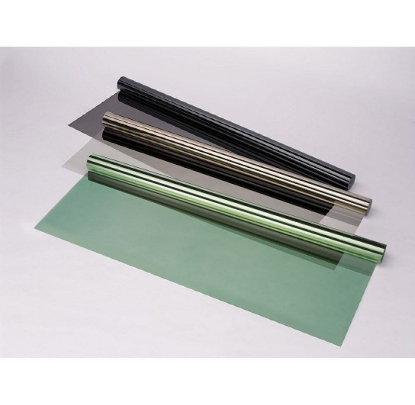 Ray Shield - Reflective Colored Building Window Films