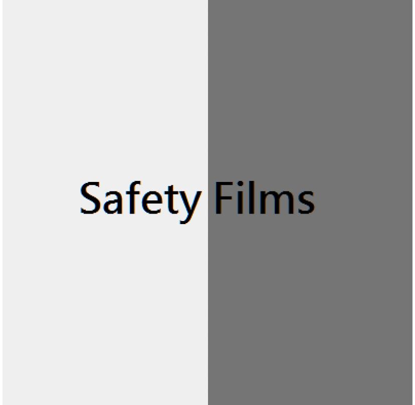 Safety Films--Color